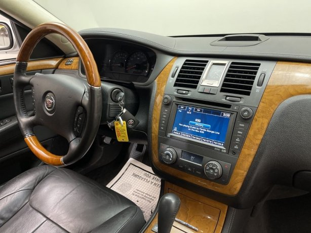 cheap used 2009 Cadillac DTS for sale