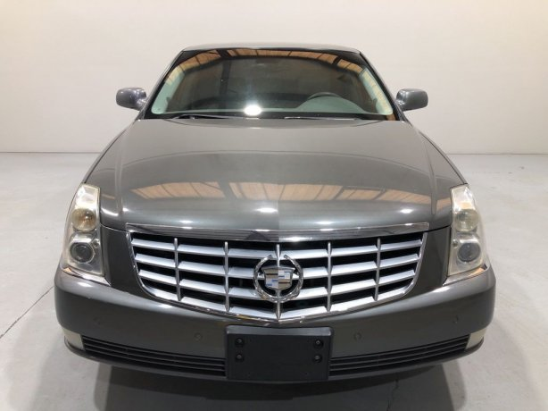 Used Cadillac DTS for sale in Houston TX.  We Finance!