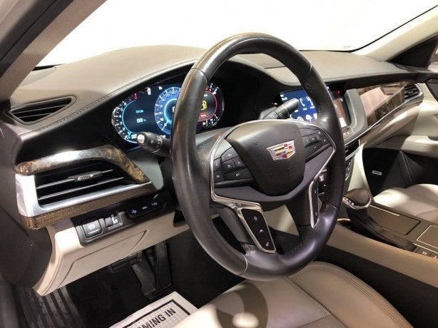 2017 Cadillac CT6 for sale Houston TX
