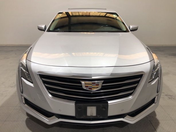 Used Cadillac CT6 for sale in Houston TX.  We Finance!