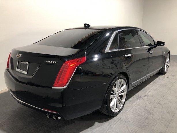 used Cadillac CT6