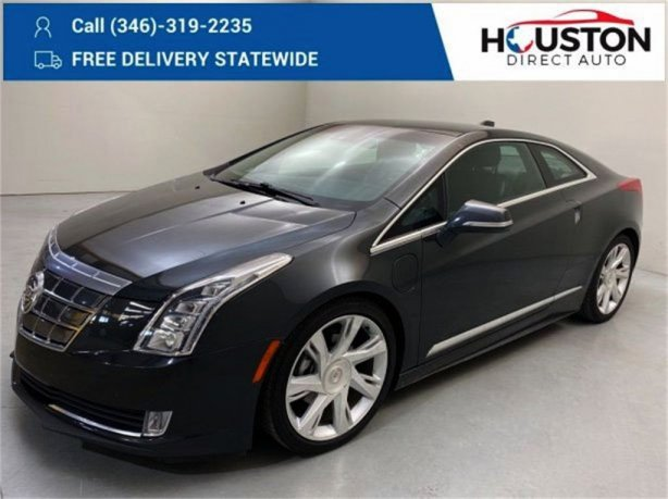 Used 2014 Cadillac ELR for sale in Houston TX.  We Finance!