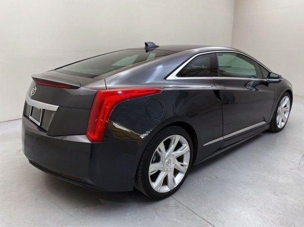 used Cadillac ELR