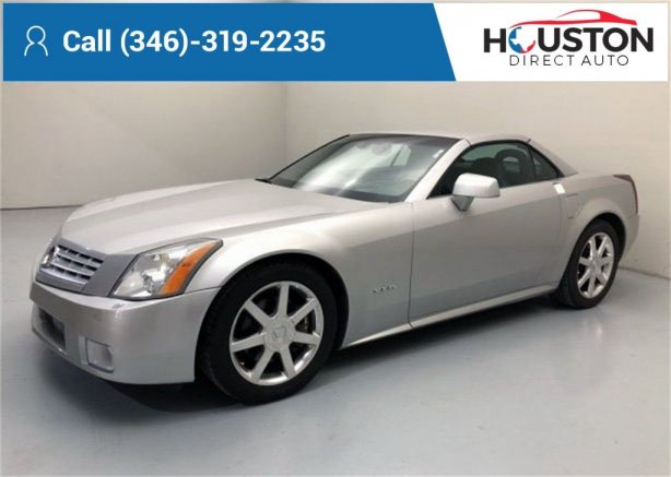 Used 2004 Cadillac XLR for sale in Houston TX.  We Finance!