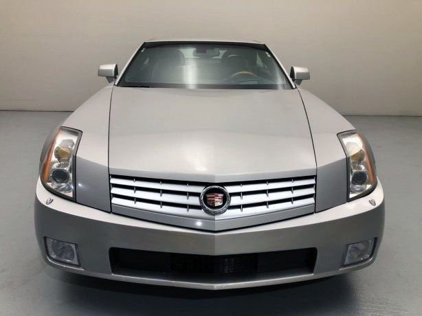 Used Cadillac XLR for sale in Houston TX.  We Finance!