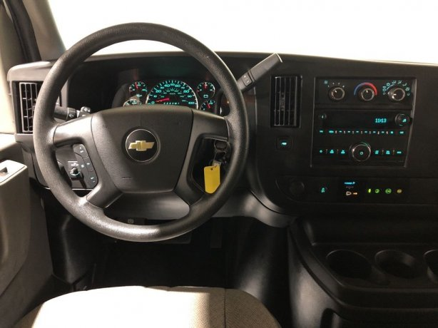 used 2015 Chevrolet Express 3500 for sale near me