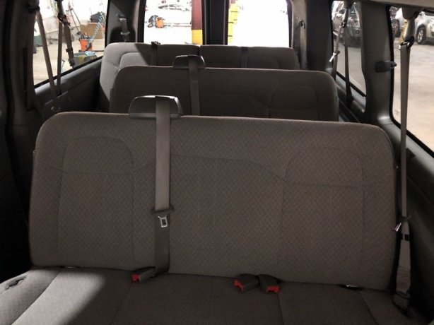 used 2019 Chevrolet Express 3500 for sale Houston TX