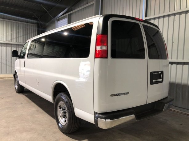 used 2017 Chevrolet Express 3500 for sale