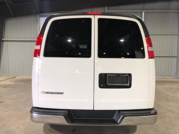 used 2017 Chevrolet Express 3500