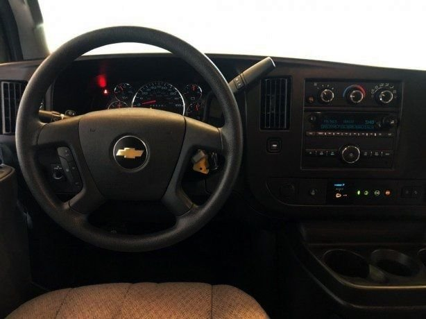 used 2019 Chevrolet Express 3500 for sale near me