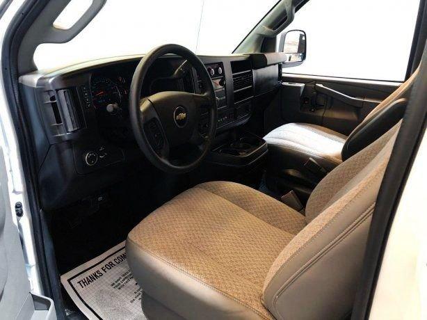 2019 Chevrolet Express 3500 for sale Houston TX