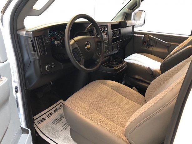 2018 Chevrolet Express 3500 for sale Houston TX