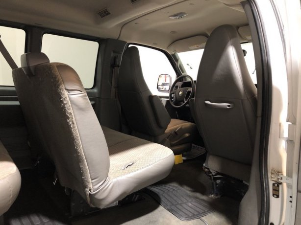 used 2018 Chevrolet Express 3500 for sale Houston TX