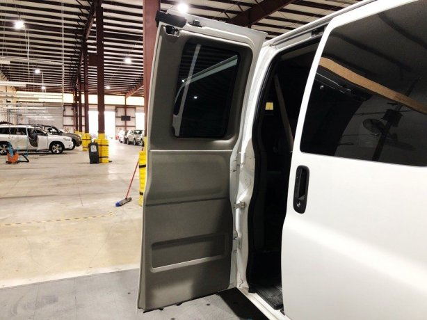 2018 Chevrolet Express 3500 for sale