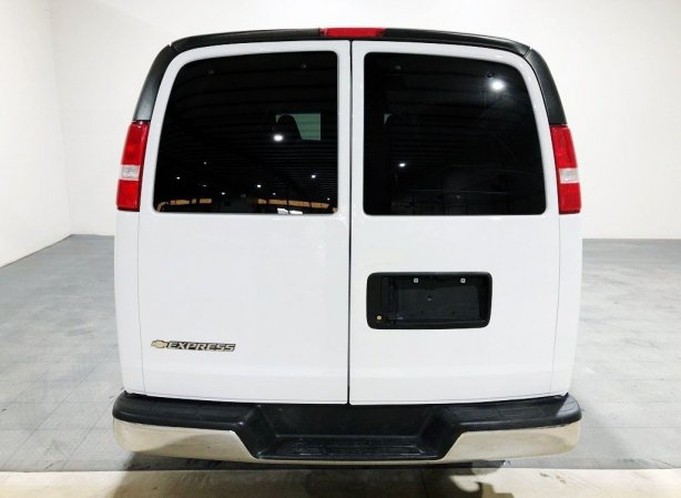 used Chevrolet Express 3500