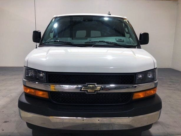 Used Chevrolet Express 3500 for sale in Houston TX.  We Finance!