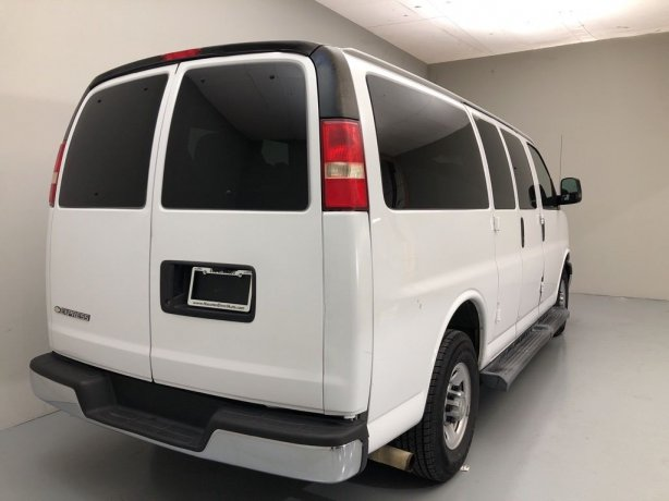 used Chevrolet Express 2500