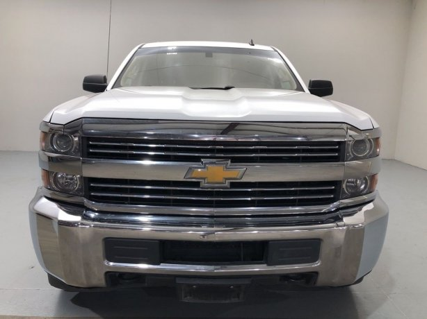 Used Chevrolet Silverado 2500HD for sale in Houston TX.  We Finance!