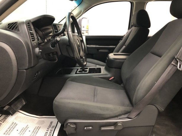 used 2014 Chevrolet Silverado 2500HD for sale Houston TX