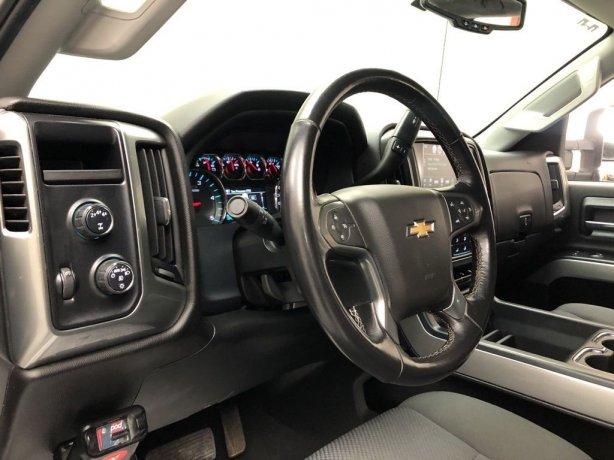 2019 Chevrolet Silverado 2500HD for sale Houston TX