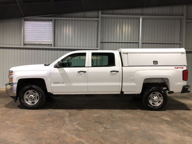 2018 Chevrolet Silverado 2500HD for sale