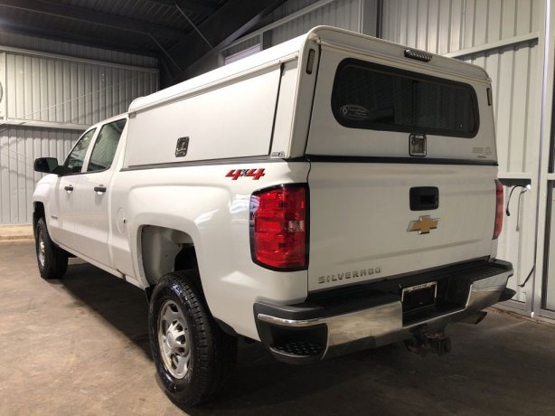 used 2018 Chevrolet Silverado 2500HD for sale