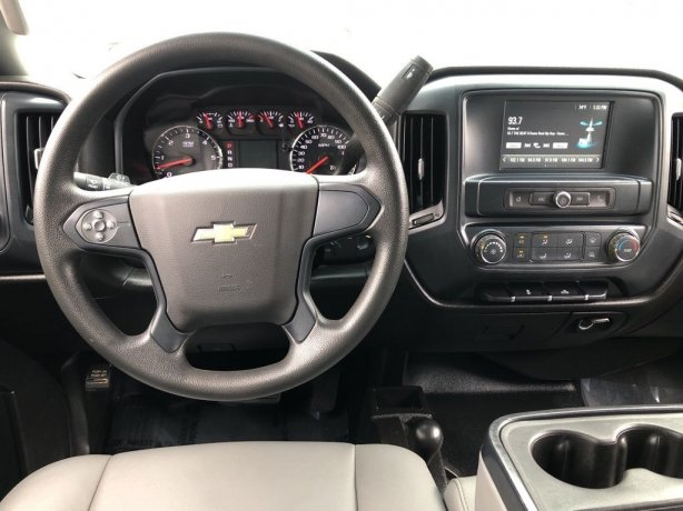 used 2018 Chevrolet Silverado 2500HD for sale Houston TX