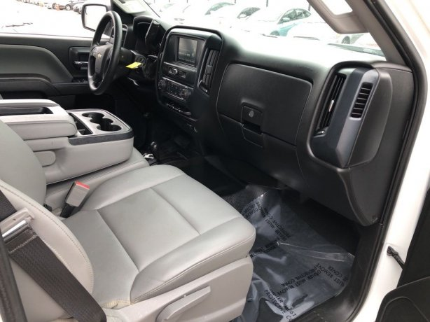 used Chevrolet Silverado 2500HD for sale Houston TX