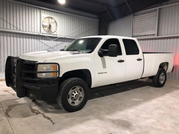 Used Chevrolet Silverado 2500HD for sale in Houston TX.  We Finance!