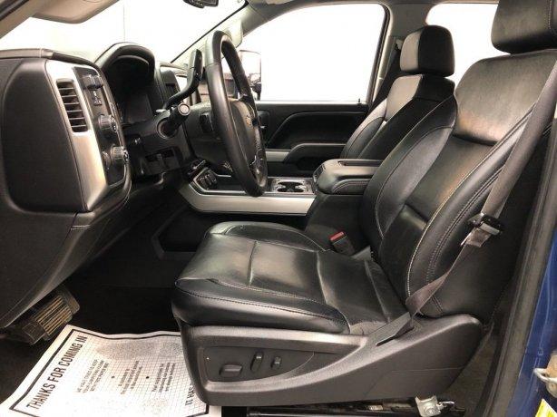 used 2016 Chevrolet Silverado 2500HD for sale Houston TX
