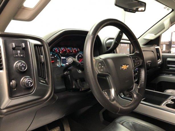 2016 Chevrolet Silverado 2500HD for sale Houston TX