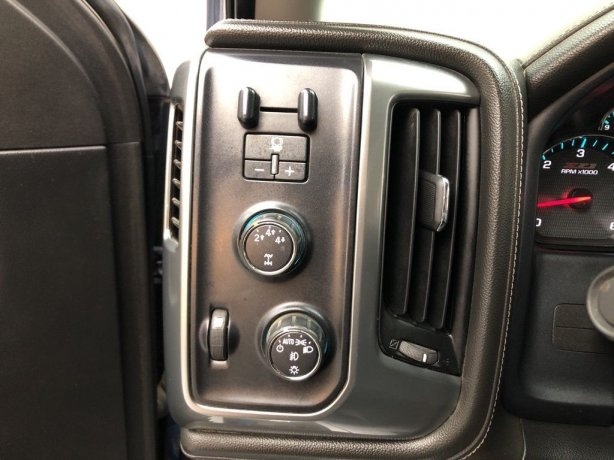 used Chevrolet Silverado 2500HD for sale Houston TX