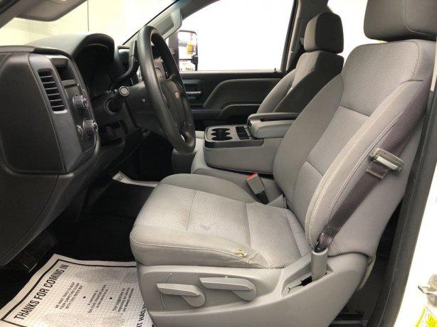 used 2017 Chevrolet Silverado 2500HD for sale Houston TX