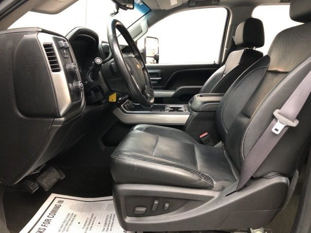 used 2015 Chevrolet Silverado 3500HD for sale Houston TX