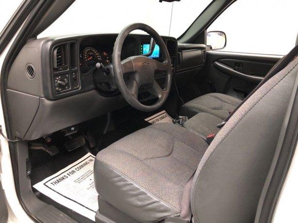 used 2004 Chevrolet Silverado 1500 for sale Houston TX