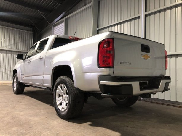 used Chevrolet Colorado for sale near me