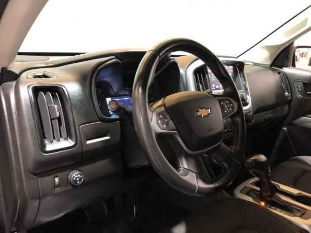 used 2018 Chevrolet Colorado for sale Houston TX