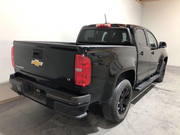 used Chevrolet Colorado