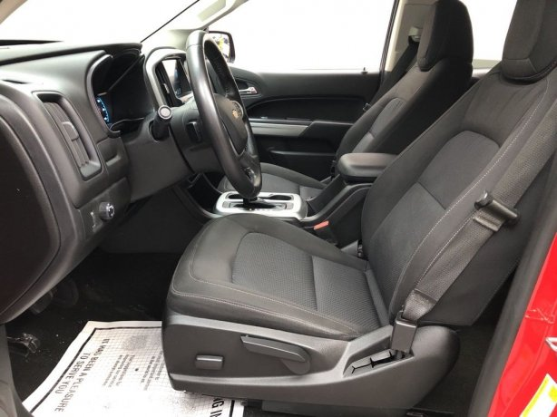 used 2016 Chevrolet Colorado for sale Houston TX