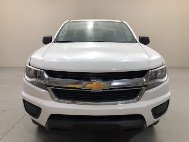 Used Chevrolet Colorado for sale in Houston TX.  We Finance!