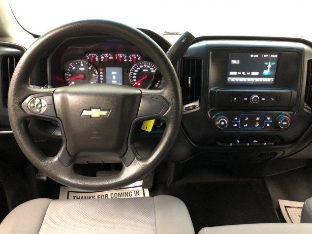2017 Chevrolet Silverado 1500 for sale near me
