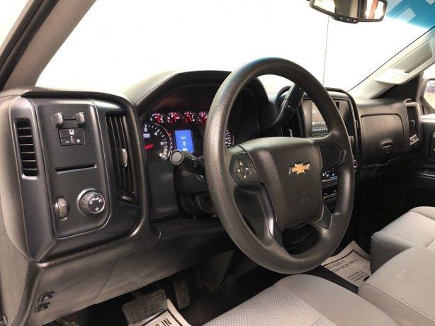 2017 Chevrolet Silverado 1500 for sale Houston TX