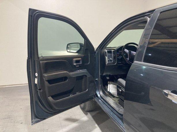 used 2018 Chevrolet Silverado 1500