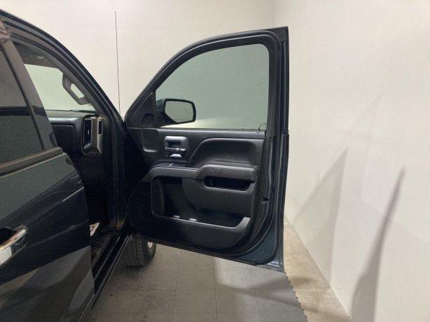 used 2018 Chevrolet Silverado 1500 for sale near me