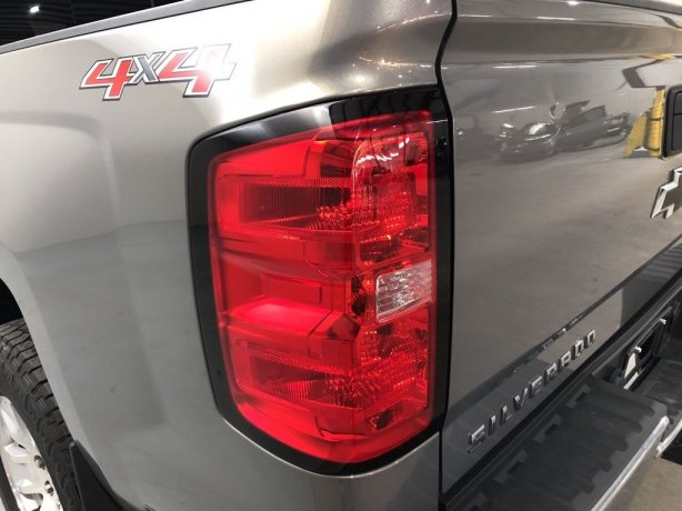 used 2017 Chevrolet Silverado 1500 for sale