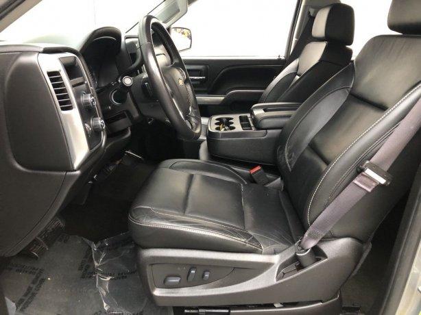 used 2017 Chevrolet Silverado 1500 for sale Houston TX