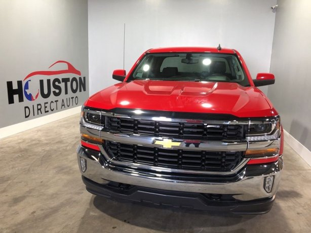 Used 2016 Chevrolet Silverado 1500 for sale in Houston TX.  We Finance!