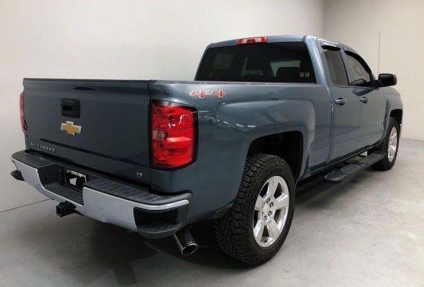used Chevrolet Silverado 1500