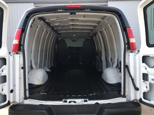 2015 Chevrolet Express-2500 Work Van