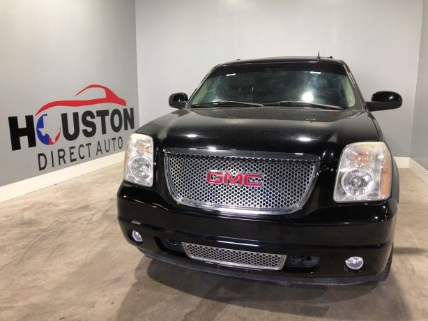Used 2007 GMC Yukon for sale in Houston TX.  We Finance!